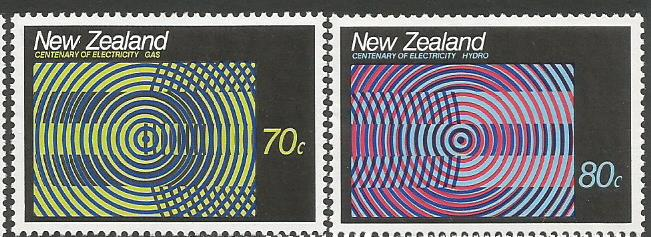 NZ 87 ELECTRICITY 2