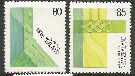 NZ 87 MAORI 2