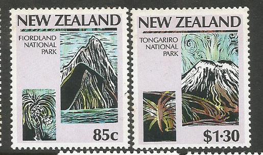 NZ 87 NPARKS 2