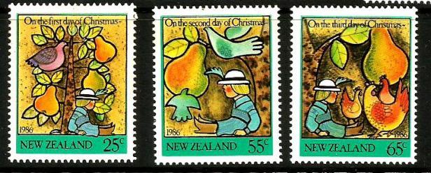 NZ 87 XMAS