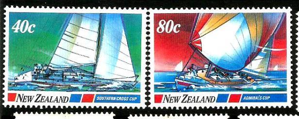 NZ 87 YACHTING 1