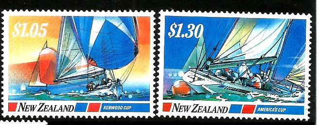 NZ 87 YACHTING 2