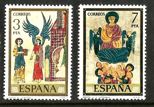 SPAIN STAMP DAY PAINTINGS2