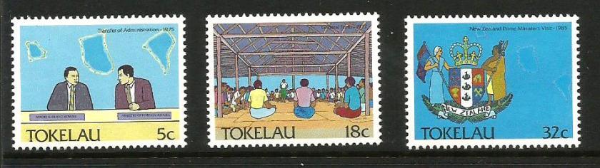 TOKELAU GOVT 1