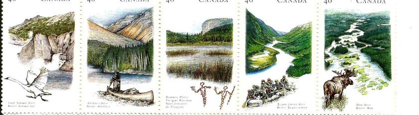 CANADA RIVERS