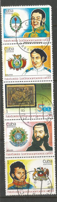 CUBA LATIN AMERICAN PERS