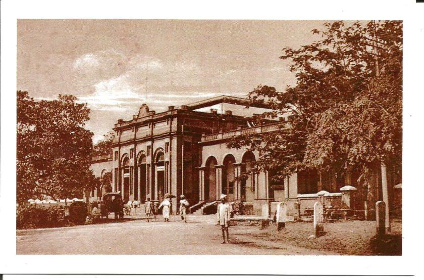 INDIA BLORE PC POST OFFICE