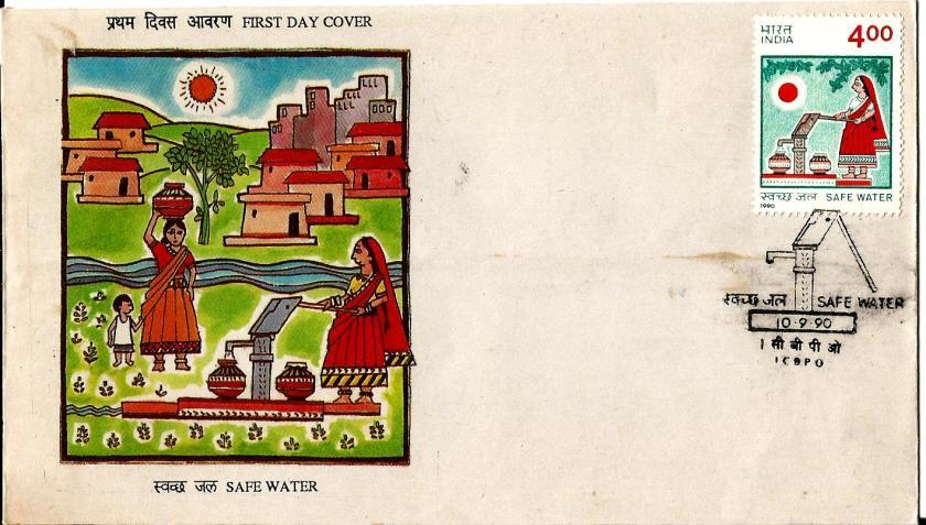 INDIA SCVR WATER