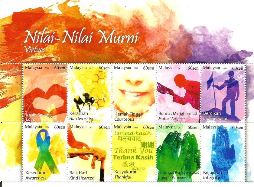 MALAYSIA MS VIRTUES