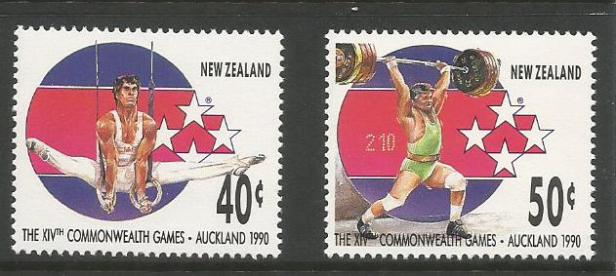 NZ 1990 CWG 2