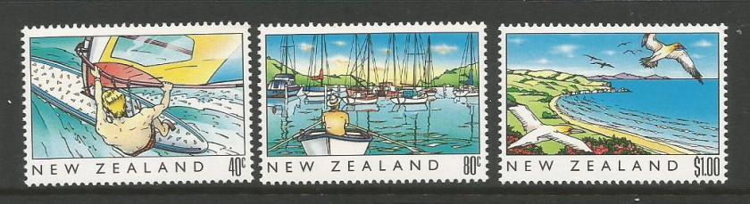 NZ 1990 TOURISM