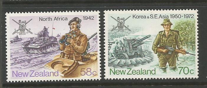NZ ARMY 2