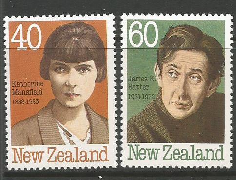 NZ AUTHORS 1