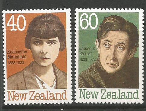 NZ AUTHORS 1