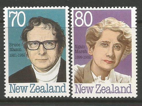 NZ AUTHORS 2