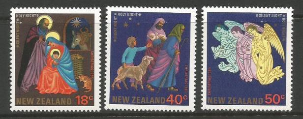 NZ XMAS 89