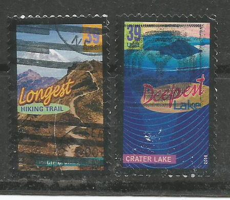 USA WONDERS TRAIL LAKE