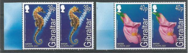 GIBRALTAR EUROPA 2001-1