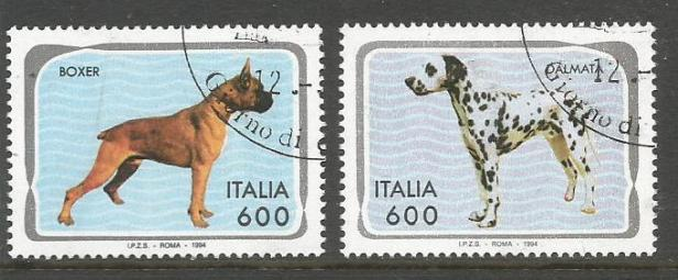 ITALY DOGS 2