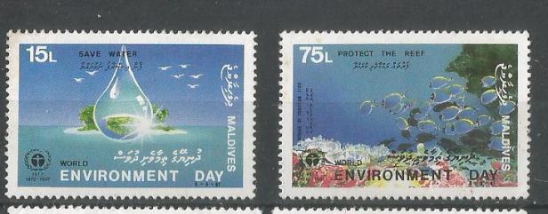 MALDIVES ENVIRON