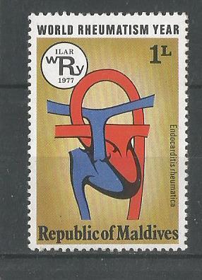 MALDIVES RHEUMATISM