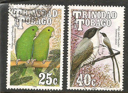 TRINIDAD BIRDS 1