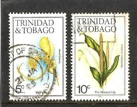 TRINIDAD FLOWERS 1