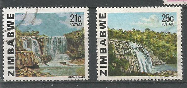 ZIMBABWE WATERFALLS 1