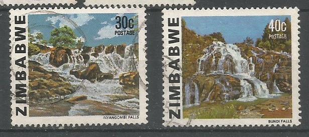 ZIMBABWE WATERFALLS 2