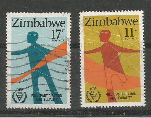 ZIMBABWE YEAR OF DISABLED 1