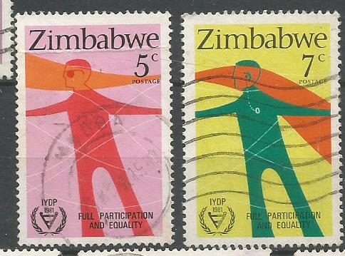 ZIMBABWE YEAR OF DISABLED 2