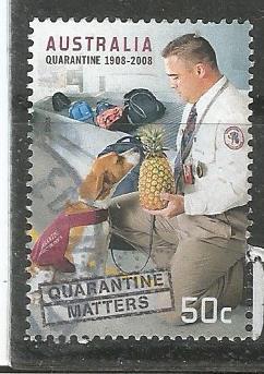 AUSTRALIA QUARANTINE 1
