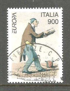 ITALY 1997 EUROPA