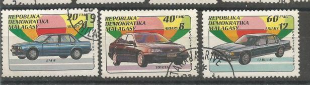 MADAGASCAR CARS 1