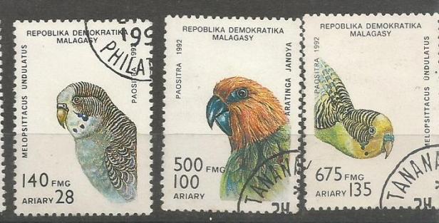 MADAGASCAR PARROTS 2
