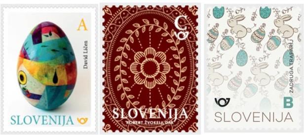 SLOVENIA 2020 EASTER EGGS