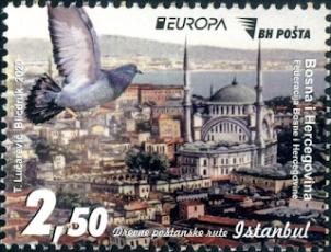 BOSNIA EUROPA Istanbul
