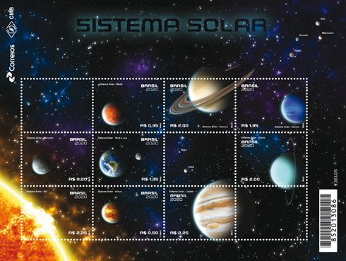 Brazil solar system