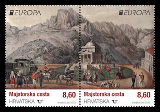 CROATIA 2020 EUROPA