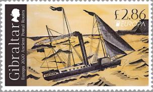 GIBRALTAR 2020 - EUROPA - SS IBERIA
