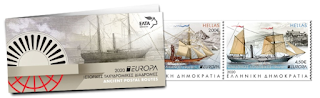 GREECE EUROPA BOOKLET