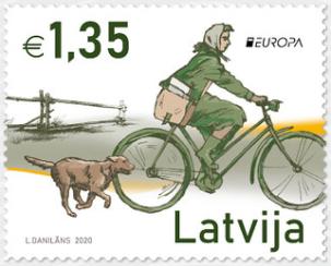 LATVIA 2020- EUROPA