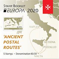 Malta Europa booklet