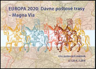 SLOVAKIA EUROPA BOOKLET