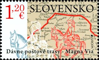 SLOVAKIA 2020- EUROPA -THE MAGNA VIA