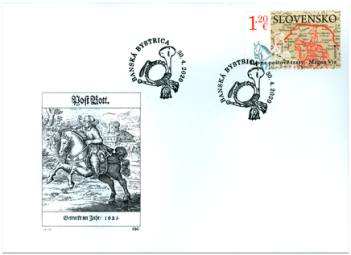 SLOVAKIA 2020-EUROPA- FIRST DAY COVER