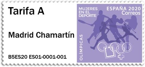 Spain ATM Labels Women
