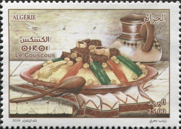 Algeria Couscous