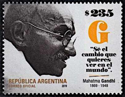 Argentina Gandhi
