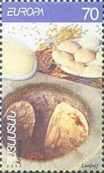 ARMENIA 2005 - EUROPA -GASTRONOMY